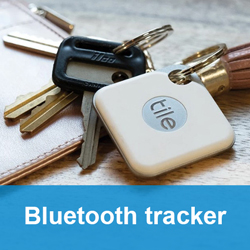 Bluetooth tracker