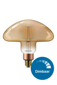 Dimbare moderne led filament XXL lamp E27