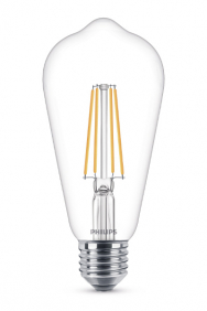 Led filament lamp rustiek E27