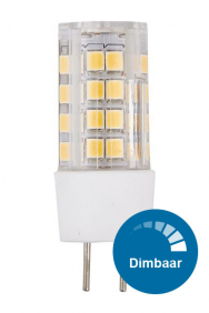 Dimbare GY6.35 led capsules