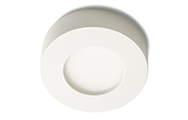 Inbouw downlighters rond
