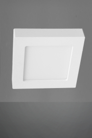 Led downlight opbouw vierkant